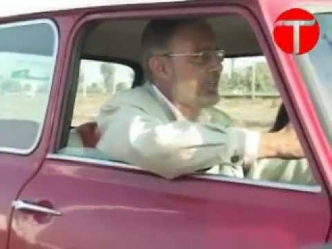 Mr Bean's car, now in Faisalabad