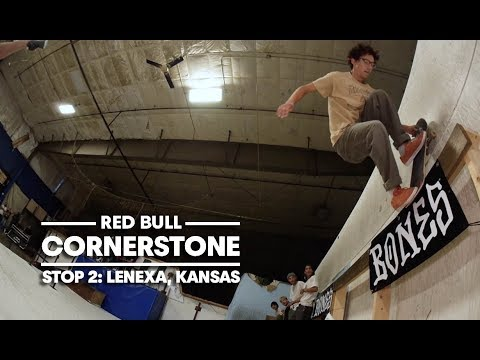 Stop Two: Lenexa, Kansas | Red Bull CORNERSTONE 2019 - UCf9ZbGG906ADVVtNMgctVrA