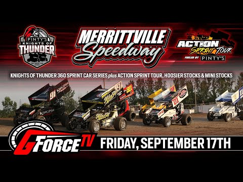 09/17/2021 | Merrittville Speedway | Pinty's Knights of Thunder - dirt track racing video image