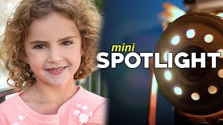 Lexy Kolker discusses Shooter and CW's Searchers - Mini Spotlight On Interview