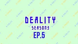[LEGENDADO PT-BR] D-CRUNCH - Deality S3 EP.05 'O D-CRUNCH teve um RETORNO!'