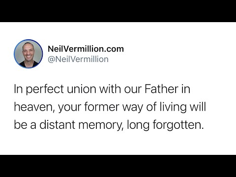 A Distant Memory Long Forgotten - Daily Prophetic Word