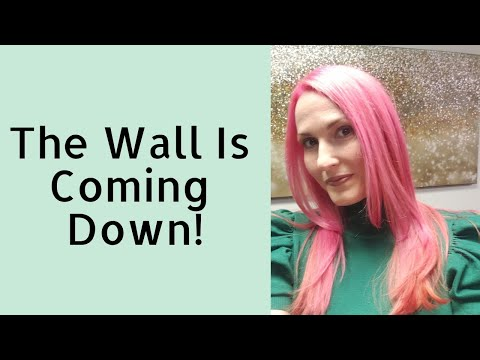 Prophetic Utterance, Prayer & Healing: The Wall Is Coming Down!