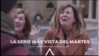 Promo 1 Capítulo 2 de Allí Abajo (Temporada 5), Martes 26 de Marzo a las 22:45h en Antena 3 (21/03/