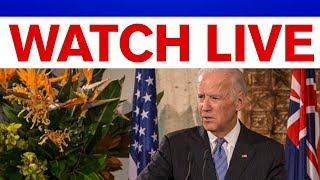 Joe Biden foreign policy address