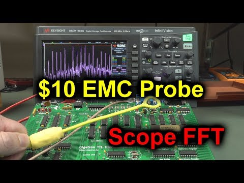 EEVblog #1188 - $10 DIY EMC Probe using Scope FFT - UC2DjFE7Xf11URZqWBigcVOQ