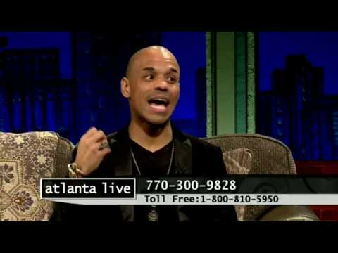Bishop Kevin Foreman Interview on Atlanta Live