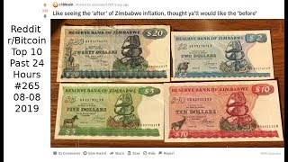 thought ya'll would like the 'before' of Zimbabwe inflation (r/Bitcoin #265)