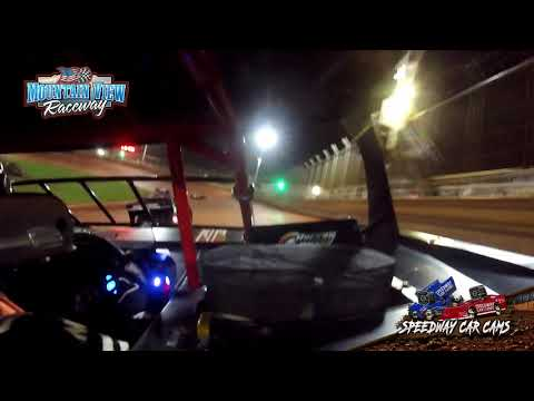 #51H Heth Seaton - Mini Late Model - Mountain View Raceway 5-15-21 - InCar Camera - dirt track racing video image