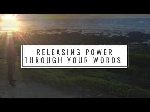 RELEASING THE POWER OF FAITH THROUGH YOUR CONFESSION, SPEAK FAITH - POWERFUL MESSAGE & PRAYER