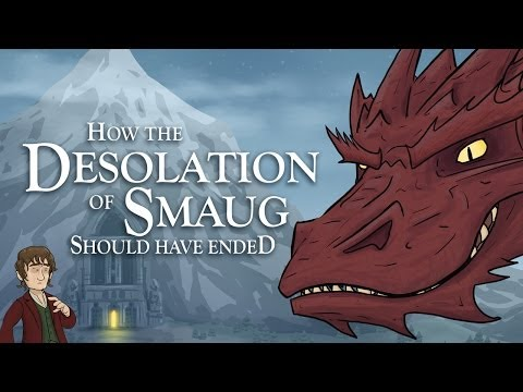 How The Desolation of Smaug Should Have Ended - UCHCph-_jLba_9atyCZJPLQQ