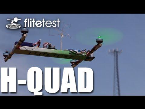Flite Test - H-Quad Multirotor - REVIEW - UC9zTuyWffK9ckEz1216noAw