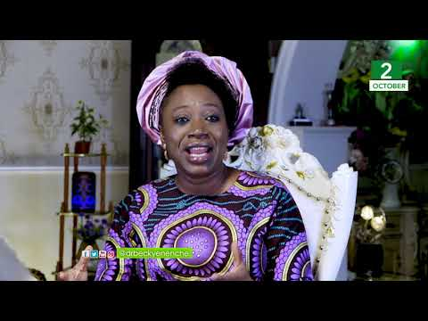 Dr Becky Paul-Enenche - SEEDS OF DESTINY  WEDNESDAY 2ND OCTOBER, 2019
