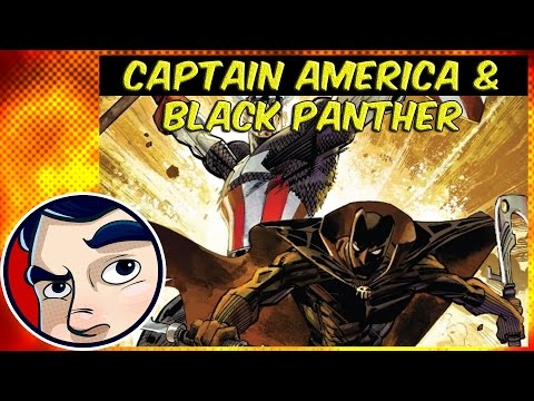 """Captain America & Black Panther """"Flags Of Our Fathers"""" - Complete Story - UCmA-0j6DRVQWo4skl8Otkiw"""