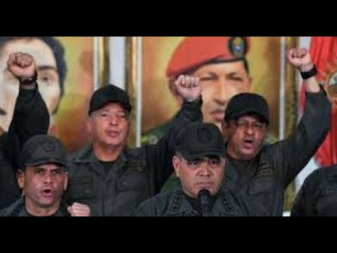Breaking: USA Military Aide Invasion Expected In Venezuela In 48 Hours
