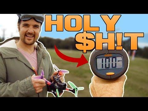 "DRONE BREAKS 100MPH!! & IT""S UNDER $170 Furibee Darkmax review. - UCJZL9VSp8g5rRQXeumrEOEg"