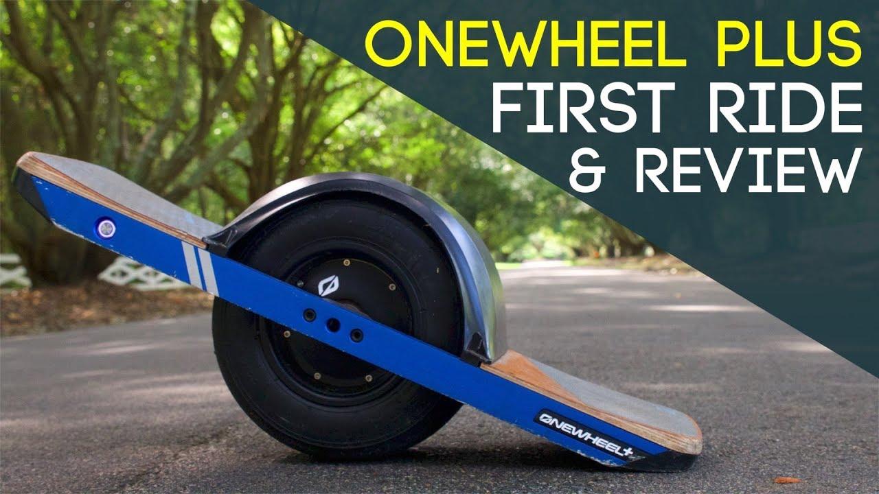 One Wheel Plus - First Ride and Review | AudioMania lt
