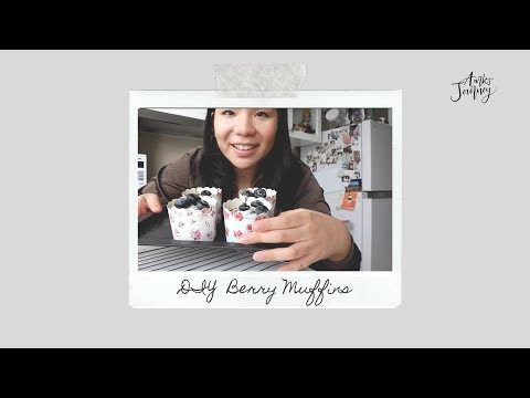 Aarks' Journey - Ep.8 DIY Berry Muffins