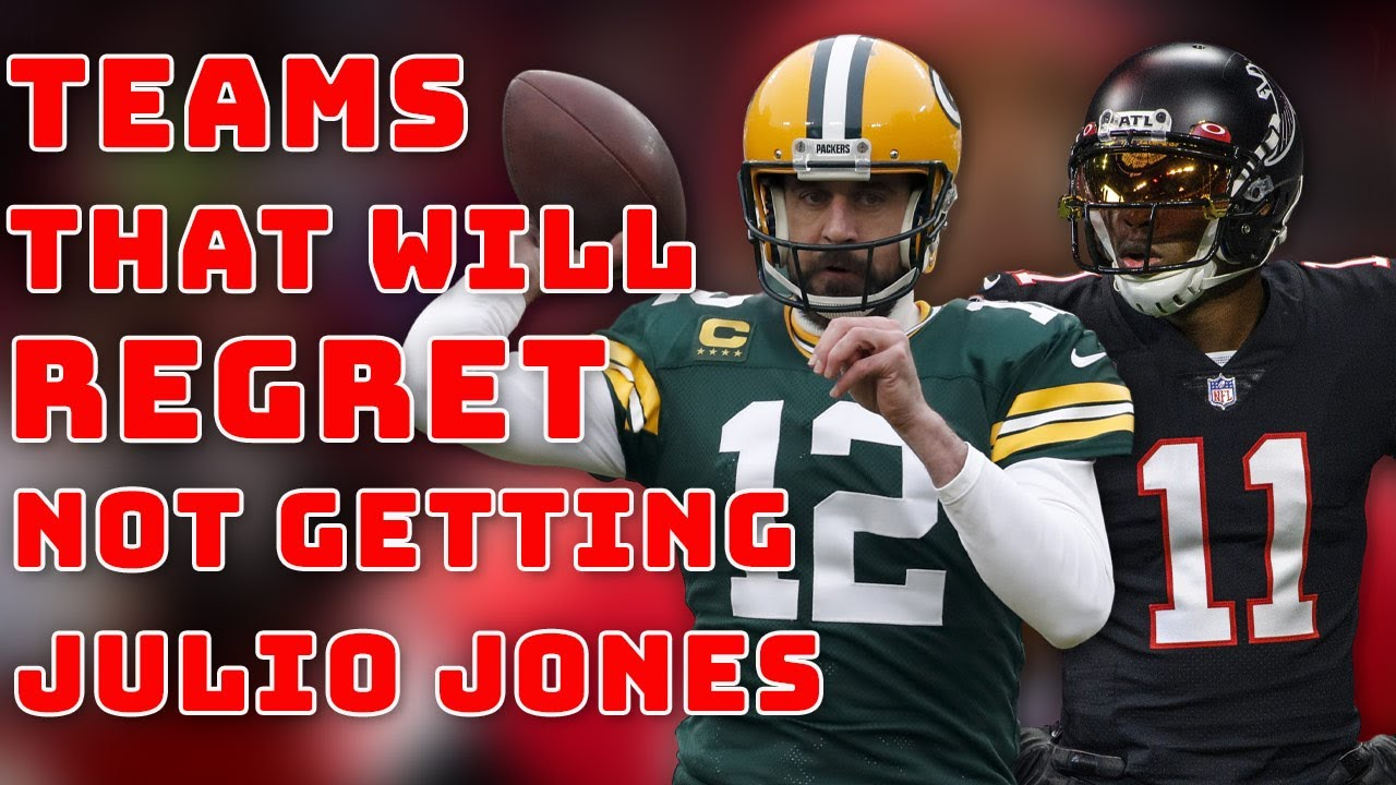 Teams that will Regret not Trading for Julio Jones