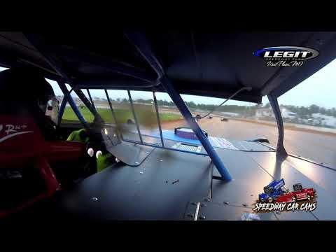 #67 Jimmy Vanzandt - Cash Money Late Model - 5-29-2021 Legit Speedway Park - In Car Camera - dirt track racing video image