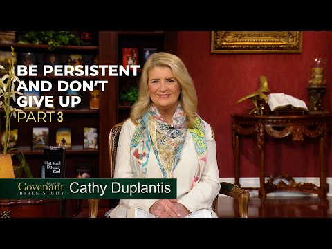 Voice of the Covenant Bible Study, February 2021 Week 3  Cathy Duplantis