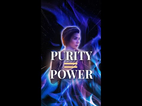 Accessing the Anointing: Purity Produces Power