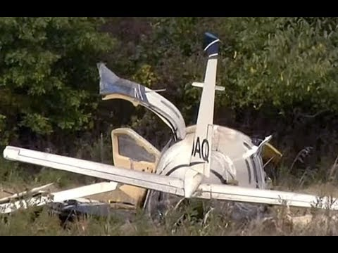Breaking Michigan Plane Crash 3 Dead 3 Injured