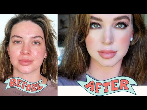 DATE NIGHT MAKEUP TUTORIAL ( drugstore products only ) - UCcZ2nCUn7vSlMfY5PoH982Q