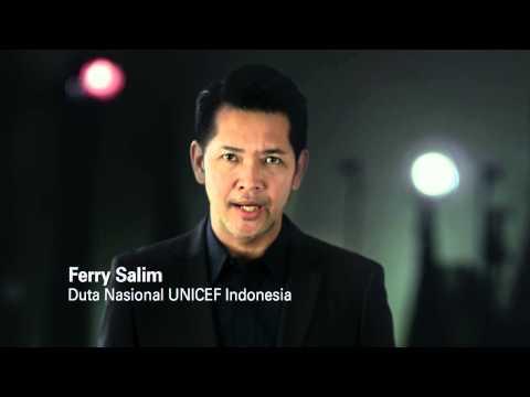 UNICEF Indonesia: Stop Kekerasan Terhadap Anak! #ENDviolence