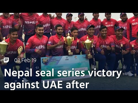 Nepal Vs UAE-ICC T20 3rdaMatch TodayO HD #NepalVsUAE#T20