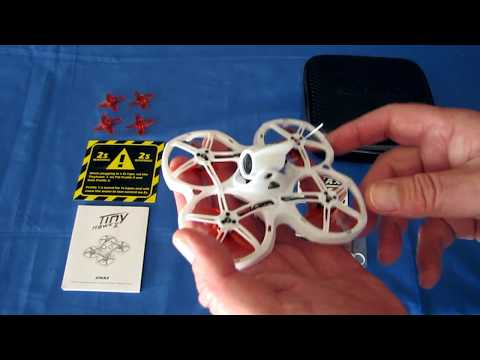 EMax Tinyhawk II Brushless Micro FPV Racer Flight Test Review - UC90A4JdsSoFm1Okfu0DHTuQ