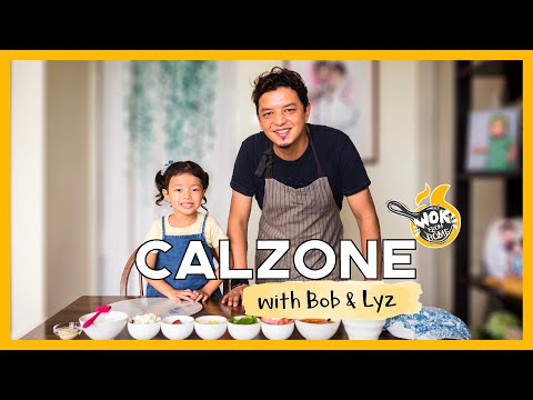 CALZONE with Bob & Lyz  WOK FROM HOME  Cornerstone Stay Home Series  EP.2