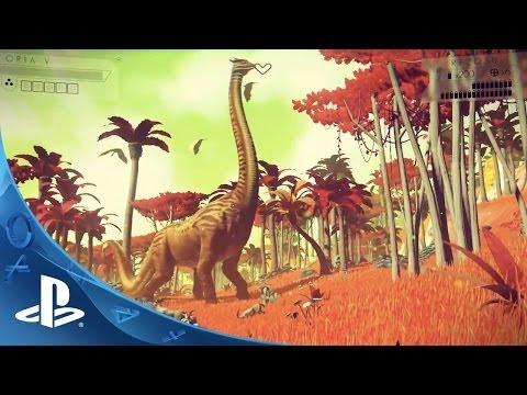 No Man's Sky Gameplay Trailer   E3 2014   PS4 - UC-2Y8dQb0S6DtpxNgAKoJKA