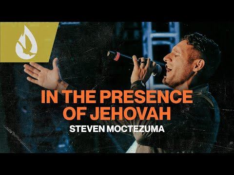 In the Presence of Jehovah (by Geron Davis)  Acoustic Worship Cover by Steven Moctezuma