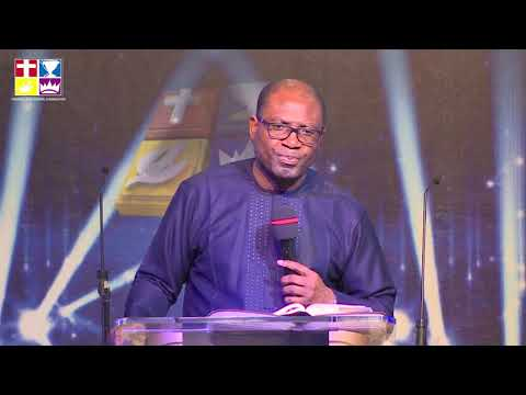 Spiritual Blessing in Christ By Rev. Peter Ameadaji