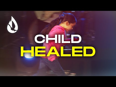 Miracle Moment: Child Receives a Healing Miracle