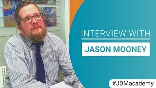 Great Architect, Jason Mooney, shares w/JDM about skills needed to became a successful Architect!