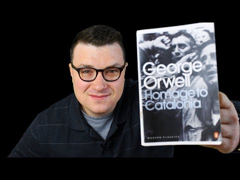 Orwell's Homage to Catalonia|Exposition #1