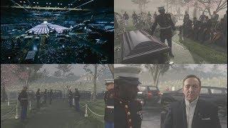 Call of Duty® Advanced Warfare Veteran Playthrough Misson #2 ATLAS (Collecting all 3 intels)
