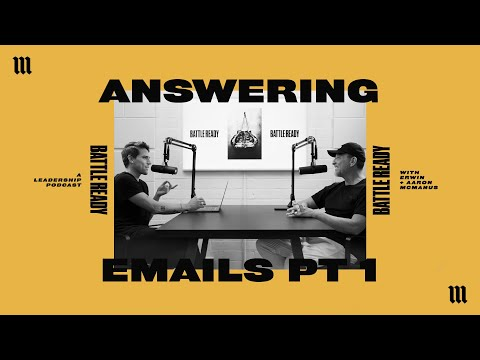ANSWERING EMAILS PT 1  Battle Ready - S03E10
