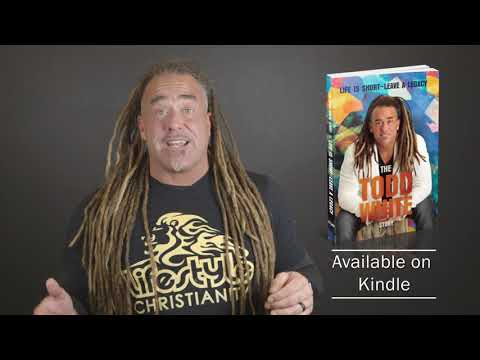 Todd White - My Book is Available on Kindle