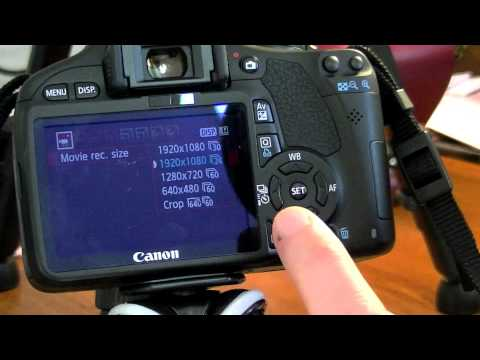 Canon 550D T2i: VIDEO MODE Review (THINGS YOU MUST KNOW BEFORE YOU BUY!) - default