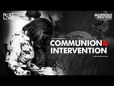 Next Level Prayers  Communion & Intervention  Pst Bolaji Idowu  18th August 2021