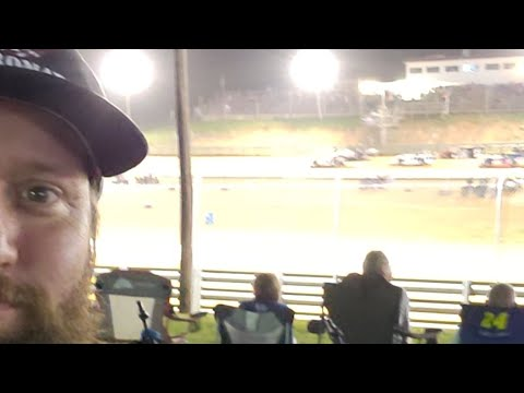 Rockcastle Speedway,  Crate Feature - dirt track racing video image