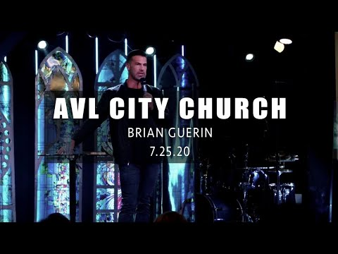 How Purity affects the Pathway of the Spirit // Brian Guerin 7.25.20
