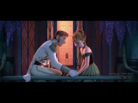 Love Is an Open Door (Feat. Santino Fontana) [OST. Frozen (2013)]