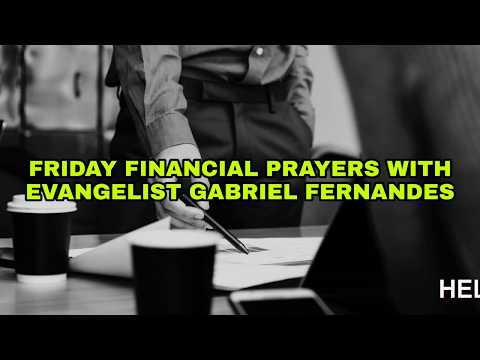YOU HAVE THE DIVINE CAPABILITY TO DO GREAT THINGS, Friday Financial Prayers with Evangelist Gabriel