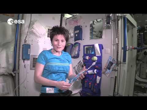 International Space Station bathroom tour - UCIBaDdAbGlFDeS33shmlD0A