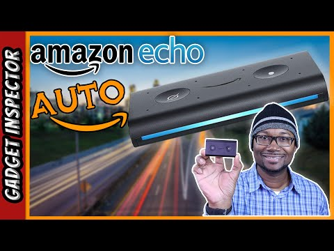 Amazon Echo Auto | Alexa in Your Car | Setup and Demo - UCMFvn0Rcm5H7B2SGnt5biQw