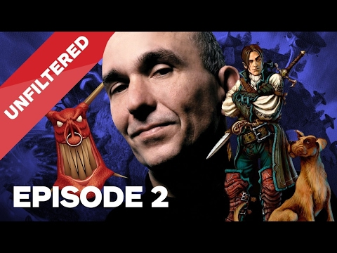 Peter Molyneux on Black & White, Fable and that Darn Acorn (IGN Unfiltered #18, Episode 2) - UCKy1dAqELo0zrOtPkf0eTMw